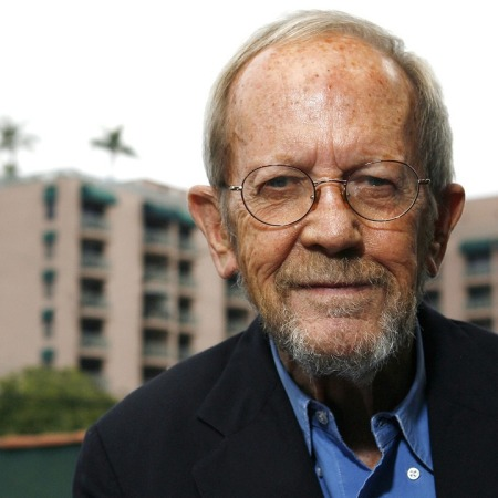 Elmore Leonard, a great writer who hated literature.