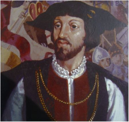 Fig. 1. John II of Portugal, known as the Perfect Prince. Isabella of Castile called him simply El Hombre.