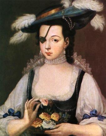 Ana de Mendoza y de la Cerda, one of Philip's many paramours.
