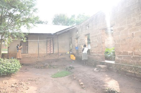 Ringili primary school, in the Arua district of Uganda.