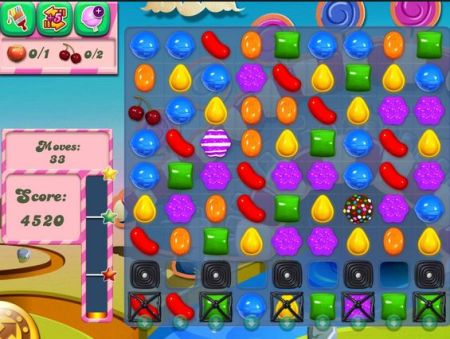 Was Candy Crush to blame? They say Semtex smells remarkably like marzipan.