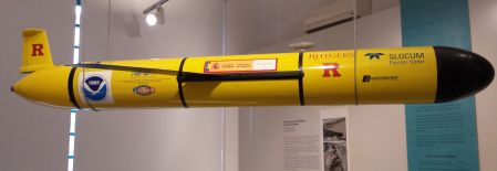 To celebrate Pinzón's achievement, The US sent an underwater glider to Baiona—it took 235 days to cross the Atlantic.