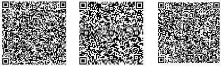 The India Road, Atmos Fear, and Clear Eyes. QR links for smartphones and tablets.